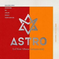 K-pop ASTRO - Autumn Story (3rd Mini Album) (ASTR03MN)