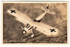 Arado jagdeinsitzer ar 68/avión WW II Pursuit lona * foto-ak para 1935