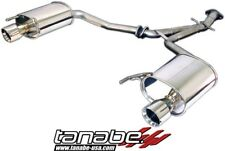 Tanabe Medalion Touring Rear Section Exhaust Muffler for 06-13 Lexus IS250 IS350