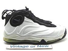Nike Total Air Foamposite Max White Black Tim Duncan 2004 sz 7.5