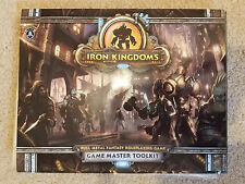 Iron Kingdoms Game Master Toolkit  - NM-