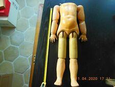 Corps de poupée en composition et bois taille 60 cm