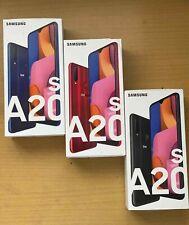 SAMSUNG Galaxy A20s - A20S 3GB RAM 32GB Dual SIM Smartphone 4G UK   NEW SEALED
