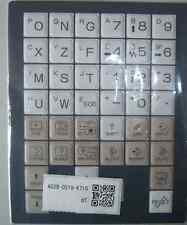 1pc Fanuc A02B-0319-K710#T Membrane Keypad Good condition Fu8