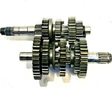 2001 HONDA XR650R GEARBOX COMPLETE SET OF GEARS & BOTH SHAFTS