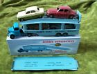 DINKY Pullmore Car Transporter with Ramp/ Cars/and Box