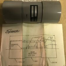 Spencer Relief Valve PV5 - Vacuum and Pressure P/N 1015