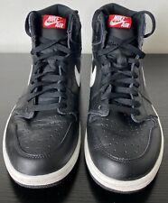 Nike Air Jordan 1 retro high OG 5550088-011 men's  Yin Yang sneakers size 12
