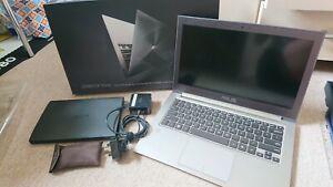 Asus Zenbook Prime Ux31a ultrabook laptop. 256ssd back-lit keyboard.