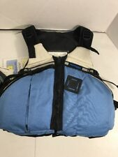 Stohlquist Life Jacket Betsea Blue Small/medium New With Tags Women's