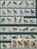 Aitutaki 1981 SG317-352 Birds set MNH