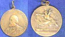 MEDAGLIA MEDAL Generale Giuseppe Garibaldi 1907 con motto #PL80