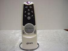 Genuine Original  GPX Remote C980 CD Mini System Audio Y15 Tested