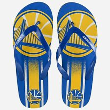 NBA Golden State Warriors Gradient Flip Flops