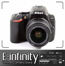 BRANDNEU Nikon D5600 Digital SLR Camera + AF-P DX Nikkor 18-55mm f/3.5-5.6G VR