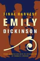 Final Harvest: Poems - Paperback By Dickinson, Emily - GOOD
