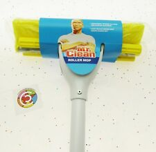 MR. CLEAN Roller Mop Complete with Mop Head Mr Clean