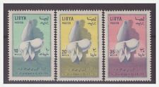 Libya independent 1964-emancipation of women Series **