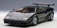 1/18 Autoart Lamborghini Countach 25th Anniversary Black