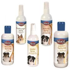 TRIXIE Spülung Hundefutter Fellpflege Conditioner Spray viele Muster