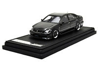 ignition model 1/43 Toyota CROWN GRS180 3.5 Athlete Black IG1500 EMS w/ Tracking
