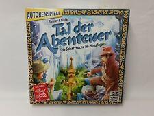 TAL DER  ABENTEUER - SPIEL DER SPIELE 2006  - REINER KNIZIA  -  VON PARKER -