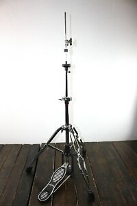 Ludwig Accent Double Braced Single Chain Hi Hat Cymbal Stand #R8458