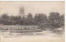 Greenhead Park & Trinity Church, HUDDERSFIELD, Yorkshire