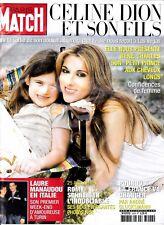 "Celine Dion ""Rare"" Paris Match Magazine 2007"