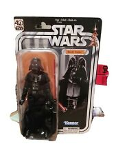 Darth vader 40th anniversary black series