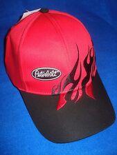 Peterbilt Hat:         Blazing Flame Truckers Cap    *Free Shipping*