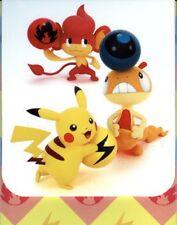 Japanese Pokemon Black & White BW3 DECK BOX with Pikachu, Pansear, & Scraggy NEW