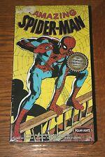 Marvel Amazing Spider-Man Polar Lights Model Kit Sealed Vintage Reproduction MIB