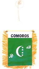 Comoros Mini Banner / Comoros Flag