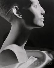 1935/92 Vintage Nefertite Sculpture By Horst Egypt Queen Fine Art Photo Gravure