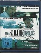 Texas Killing Fields - Schreiendes Land [Blu-ray] Sam Worthington  Neu!