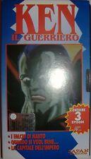 VHS - HOBBY & WORK/ KEN IL GUERRIERO - VOLUME 3 - EPISODI 3
