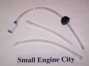 Earthquake 3004117 Fuel Gas Line Kit Eskimo Shark Ice Auger Single Hole Grommet