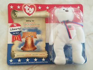 American Trio Libearty the Bear NEW SEALED