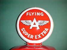 FLYING A SUPER GAS PUMP GLOBE