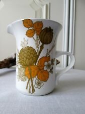 Vintage 1960s 1970s Midwinter Countryside Milk Jug