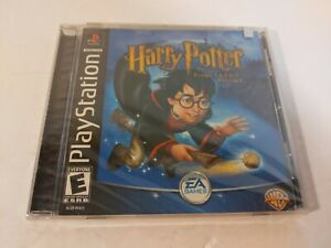 Harry Potter and the Sorcerer's Stone (Sony PlayStation 1, PS1 2001) New Sealed