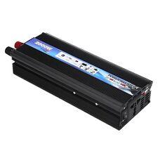 Car Auto Power Inverter Electronic Converter 2000W DC 12V to AC 110V USB Port