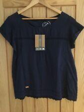 BNWT Regatta Navy Blue Blouse Top Size 14