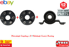 2 Tailshaft Couplings + Centre Bearing Commodore VX VY VZ V8 2000 To 2006 New