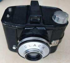 AGFA CAMERA CLACK + AGFA CLIBO original Leather case for Camera and Flashlight !