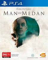 The Dark Pictures Anthology Man Of Medan Sony PS4 Playstation 4 Ghost Ship Game