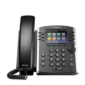 Polycom VVX411 VoIP Business Media Desk Phone POE *With Warranty*