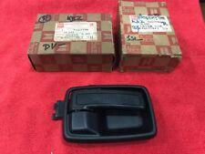 ISUZU KB26 KBZ 2200 CHEVY LUV 82  (RH) side handle  and bezel Nos Genuine Japan