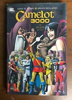 CAMELOT 3000 DC Comics HB/DJ Deluxe Edition Mike W. Barr Brian Bolland 1st Print